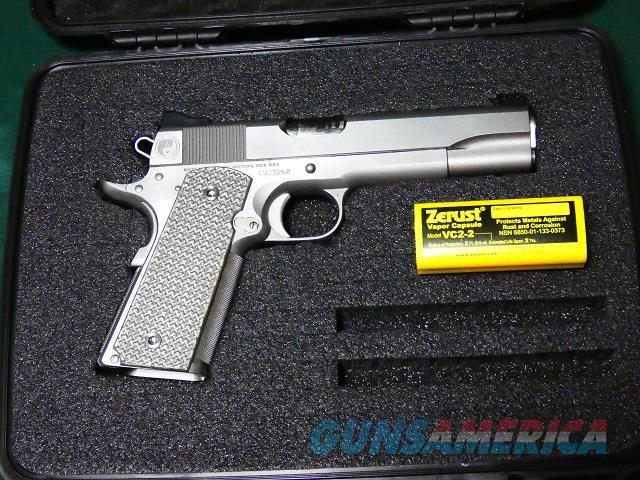 Colt/ Mark Morris 1911 Gov't Model  Guns > Pistols > Custom Pistols > 1911 Family