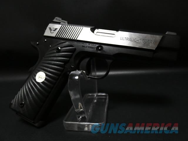 Wilson Combat Ultralight Carry  Guns > Pistols > Wilson Combat Pistols