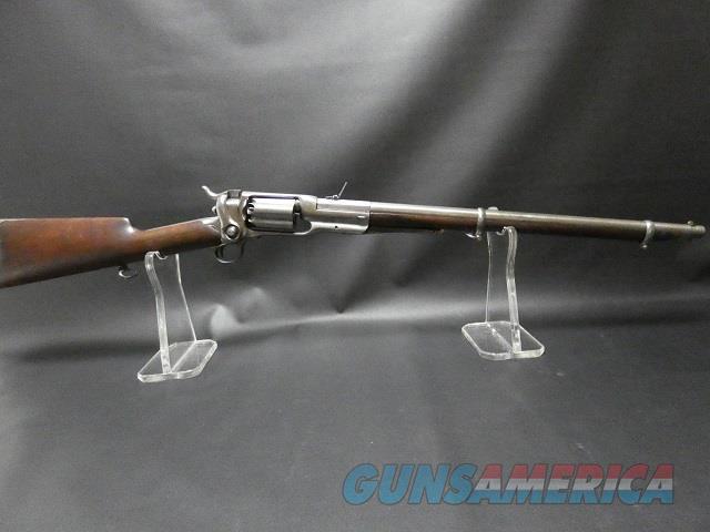 Colt Revolving Rifle  Guns > Rifles > Antique (Pre-1899) Rifles - Perc. Misc.