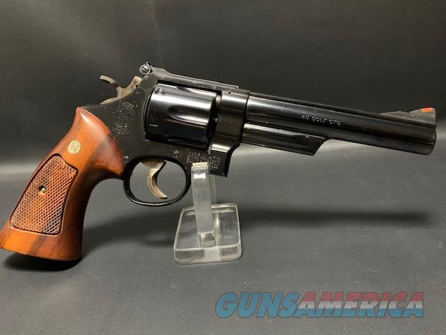 Smith & Wesson 25-5  Guns > Pistols > Smith & Wesson Revolvers > Med. Frame ( K/L )
