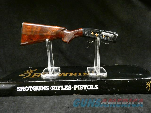 Browning 42 High Grade  Guns > Shotguns > Browning Shotguns > Pump Action > Hunting