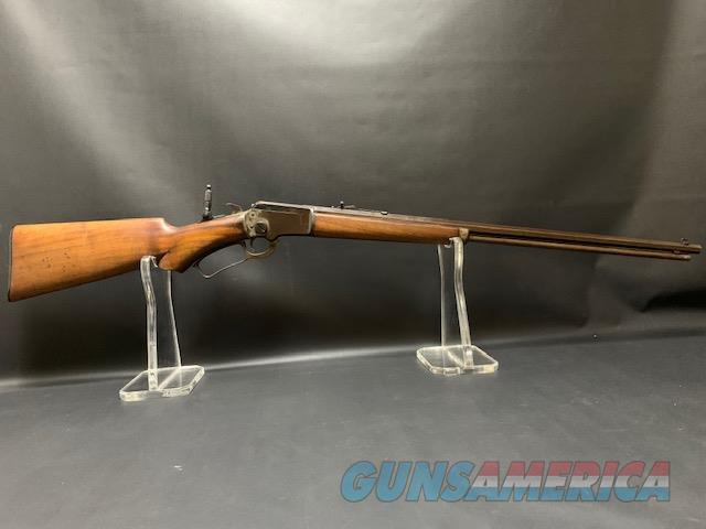 Marlin 1897  Guns > Rifles > Marlin Rifles > Pre-1899