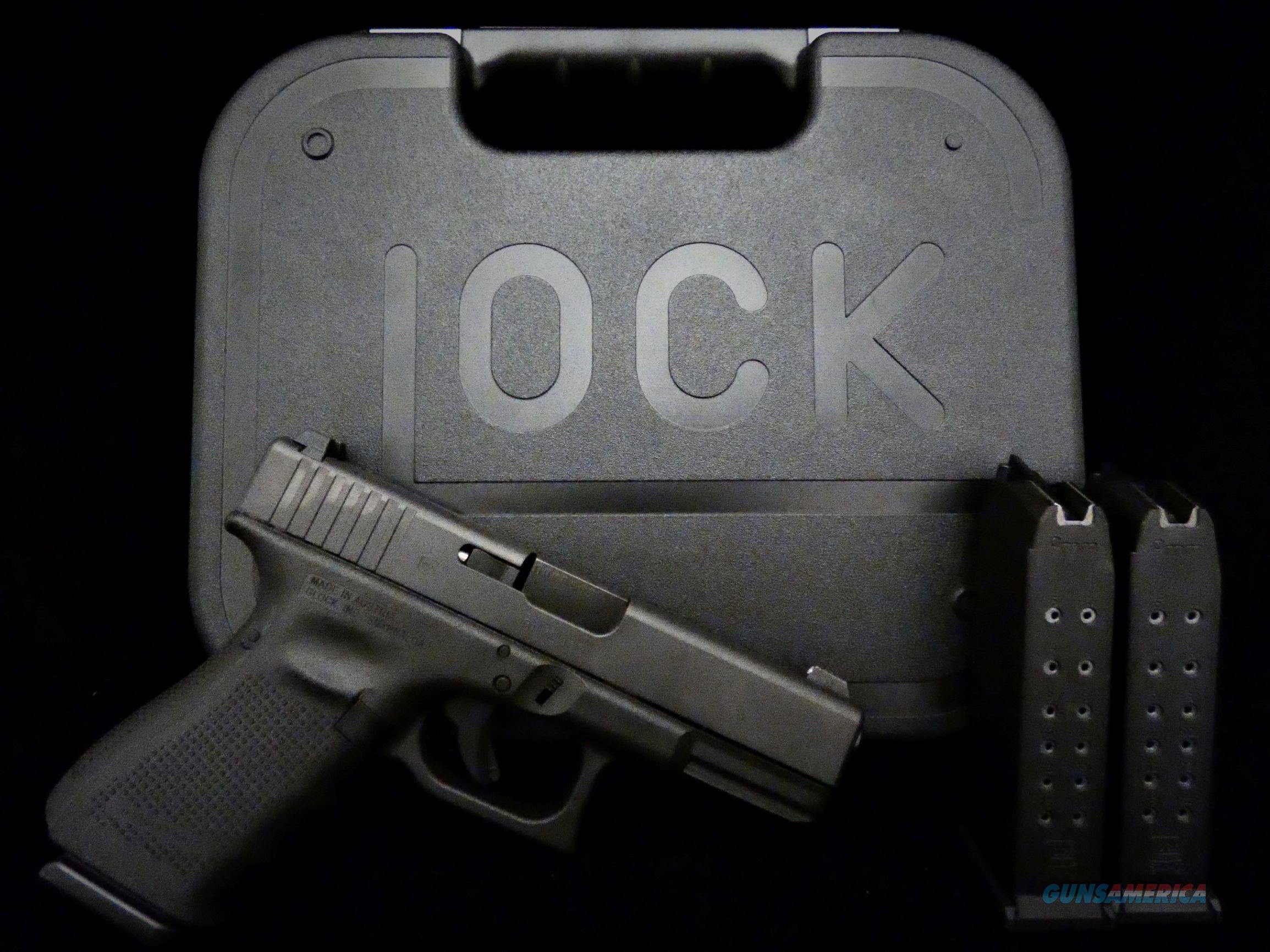 Brand New Glock 19 Gen4 9mm 3 mags   Guns > Pistols > Glock Pistols > 19/19X