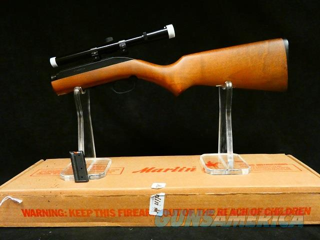 Marlin 70PSS  Guns > Rifles > Marlin Rifles > Modern > Semi-auto