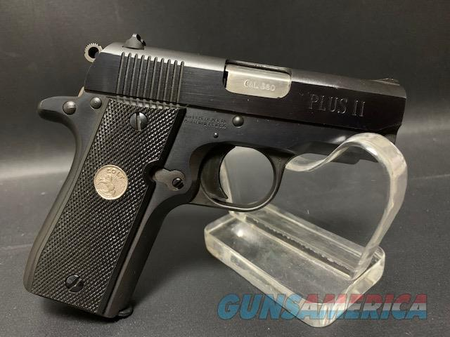 Colt Mustang Plus 2  Guns > Pistols > Colt Automatic Pistols (.25, .32, & .380 cal)