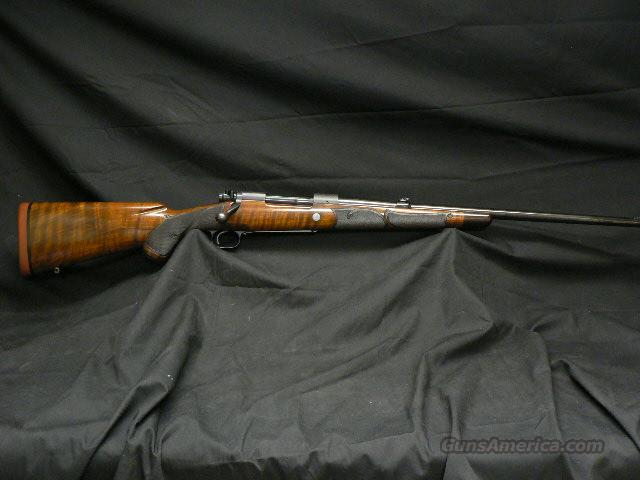 Walter Abe Winchester Model 70  Guns > Rifles > Custom Rifles > Bolt Action