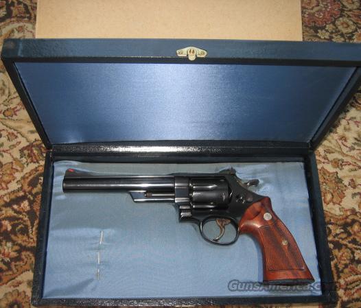 S&W pre 29 44 mag  Guns > Pistols > Smith & Wesson Revolvers > Full Frame Revolver