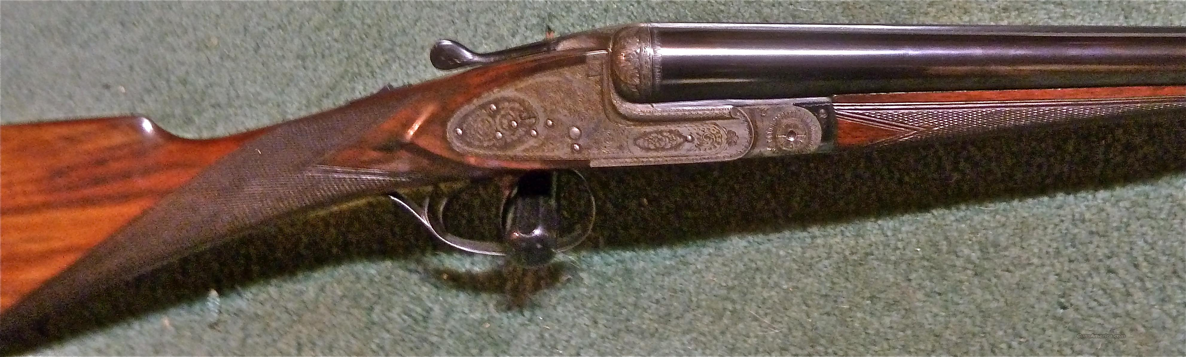 Beretta sxs model 436 12 ga.  Guns > Shotguns > Beretta Shotguns > SxS