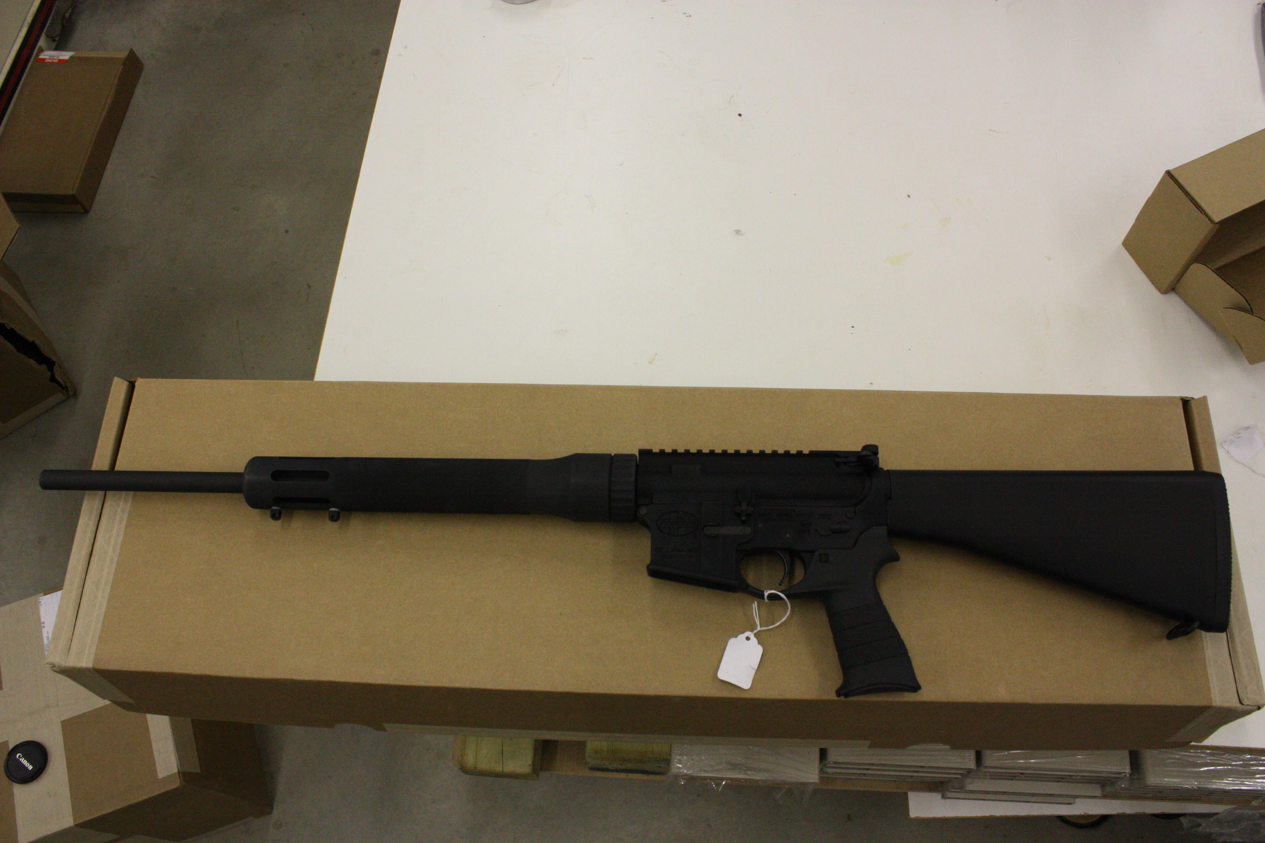 "mossberg .223 AR-15 blued 16.5"" bbl. fixed stock  Guns > Rifles > AR-15 Rifles - Small Manufacturers > Complete Rifle"