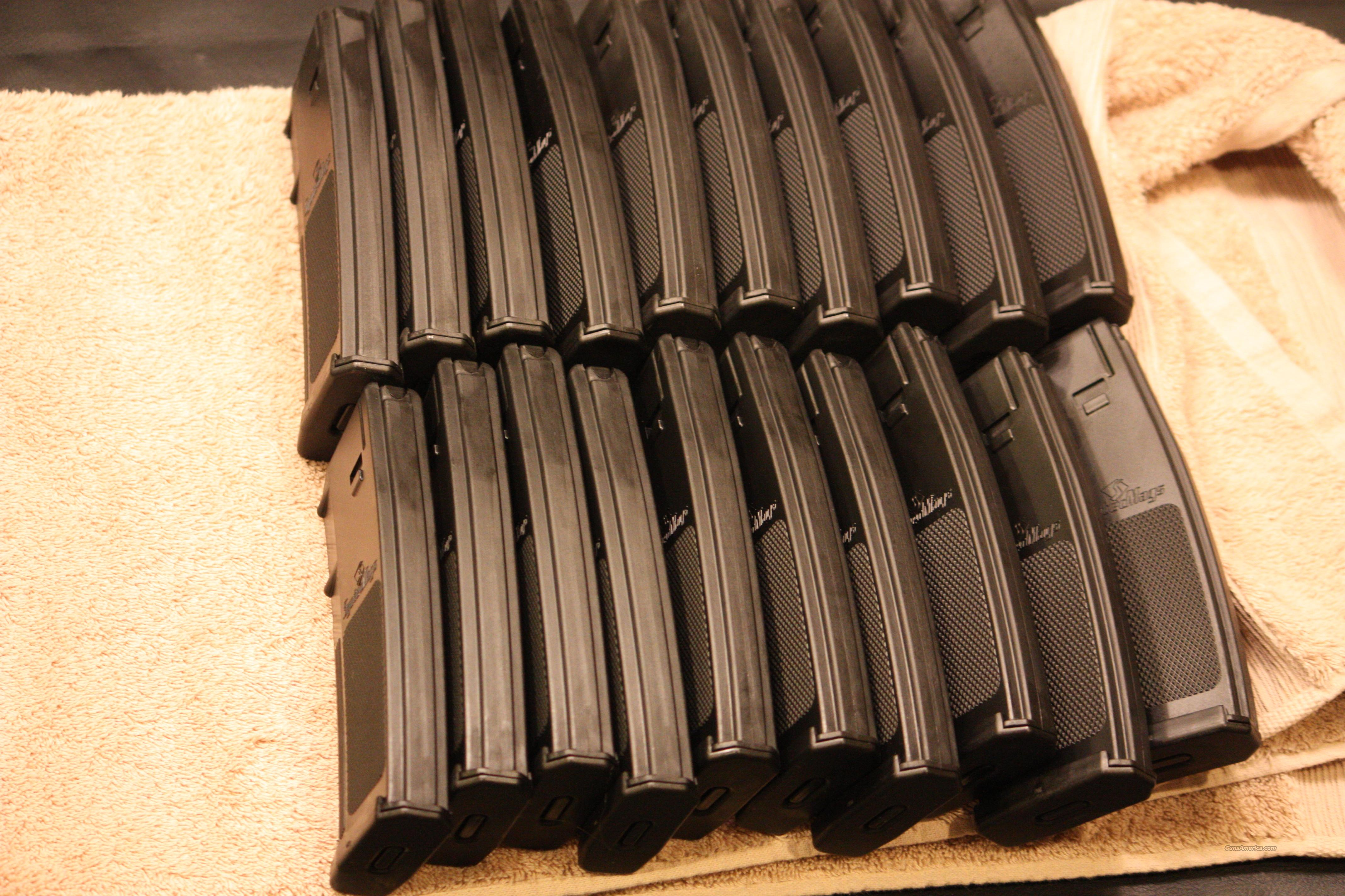 20 New .223 AR-15 30rd Magazine clips, Not  Magpul Mags  Non-Guns > Magazines & Clips > Rifle Magazines > AR-15 Type