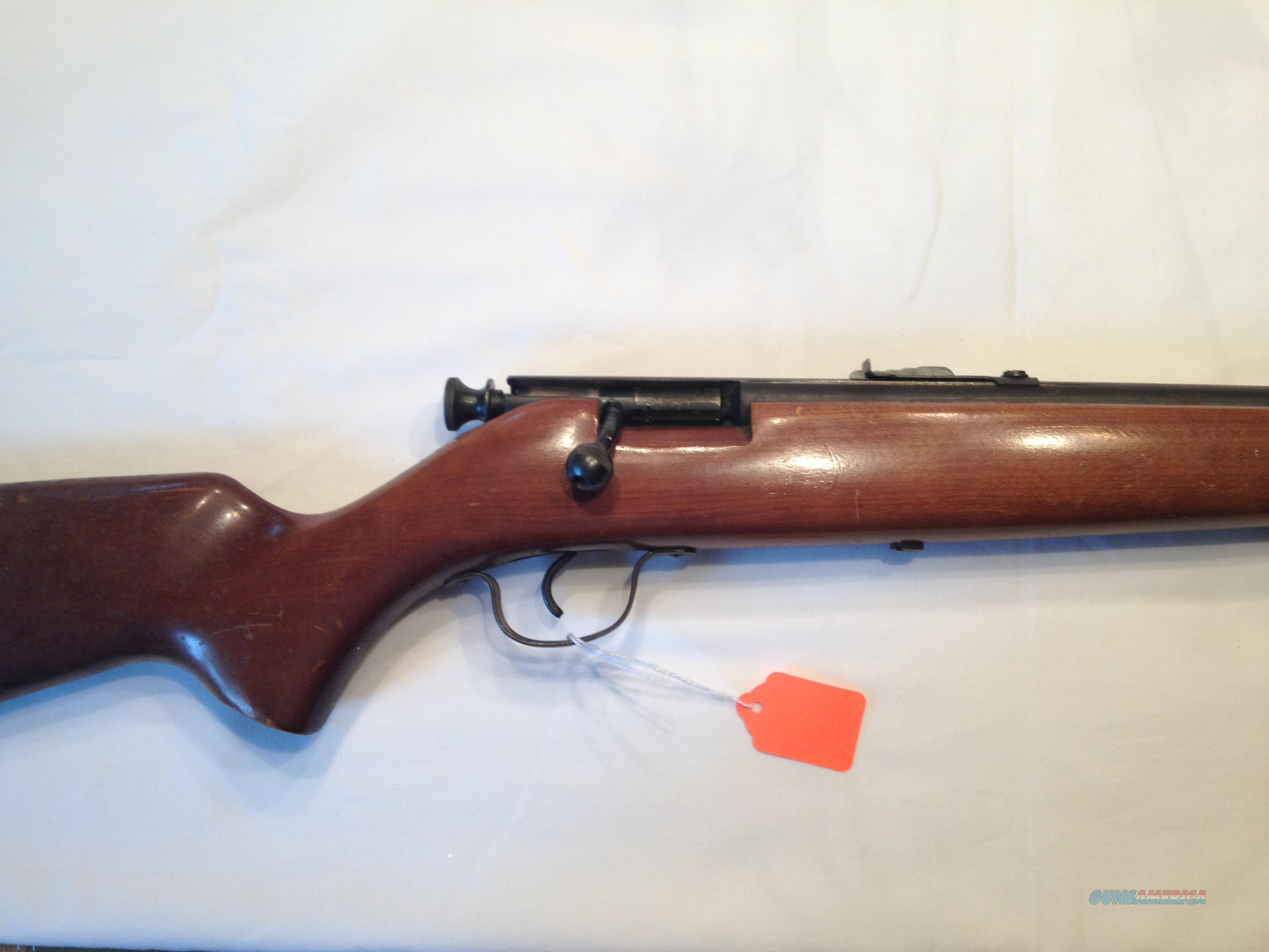 PRICE REDUCED!! COAST TO COAST MODEL 320 SINGLE SHOT .22 RIFLE  Guns > Rifles > Remington Rifles - Modern > .22 Rimfire Models