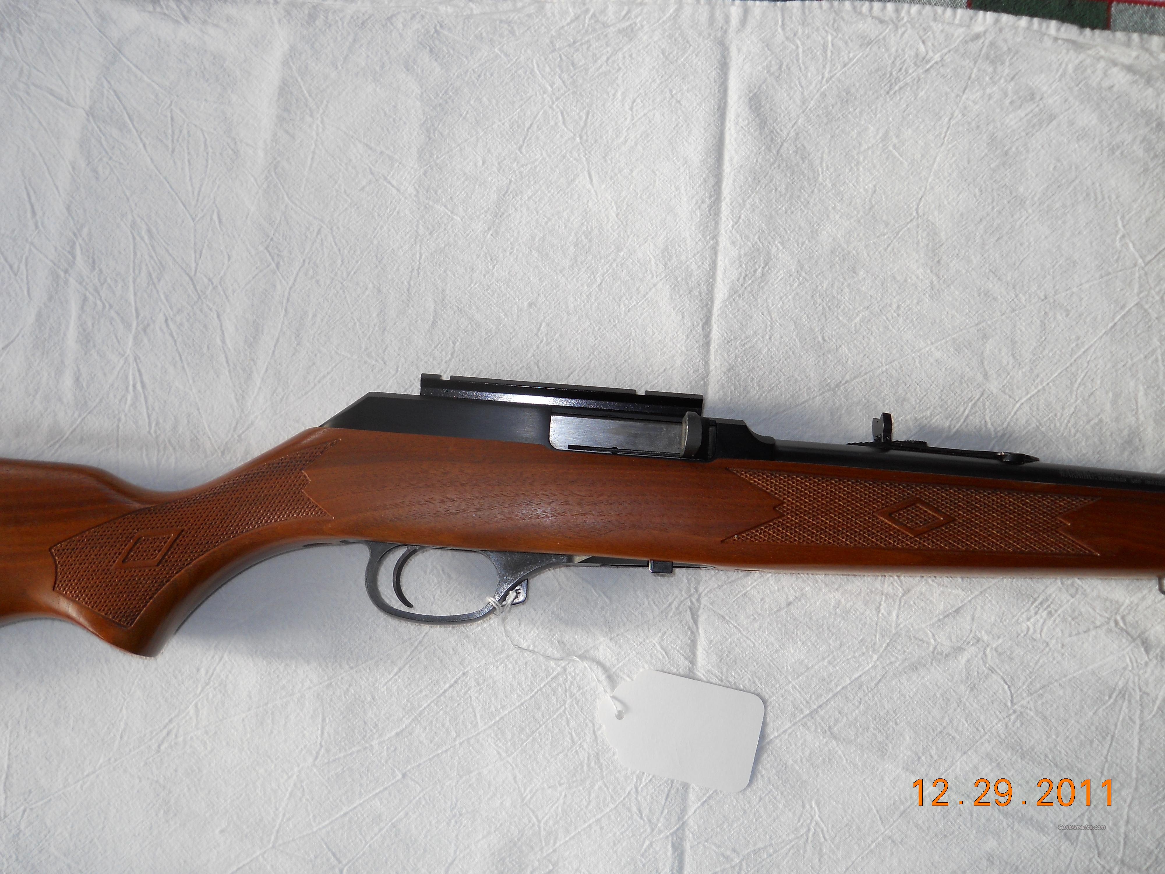 MARLIN MODEL 922M - .22 MAGNUM SEMI-AUTO RIFLE  Guns > Rifles > Marlin Rifles > Modern > Semi-auto