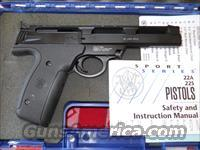 SMITH & WESSON MODEL 22A .22LR SEMI-AUTO TARGET PISTOL   Smith & Wesson Pistols - Autos > .22 Autos