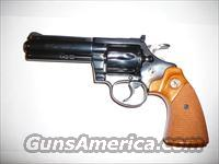 98% !! COLT DIAMONDBACK 4 INCH .22 CAL. DOUBLE ACTION REVOLVER  Guns > Pistols > Colt Double Action Revolvers- Modern