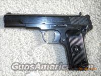 NORINCO MODEL 213 .9MM SEMI-AUTO PISTOL  Guns > Pistols > Norinco Pistols