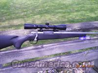 NEW!! MARLIN X7S .30-06 STAINLESS/SYNTHETIC WITH 3-9X40 SCOPE  Marlin Rifles > Modern > Bolt/Pump