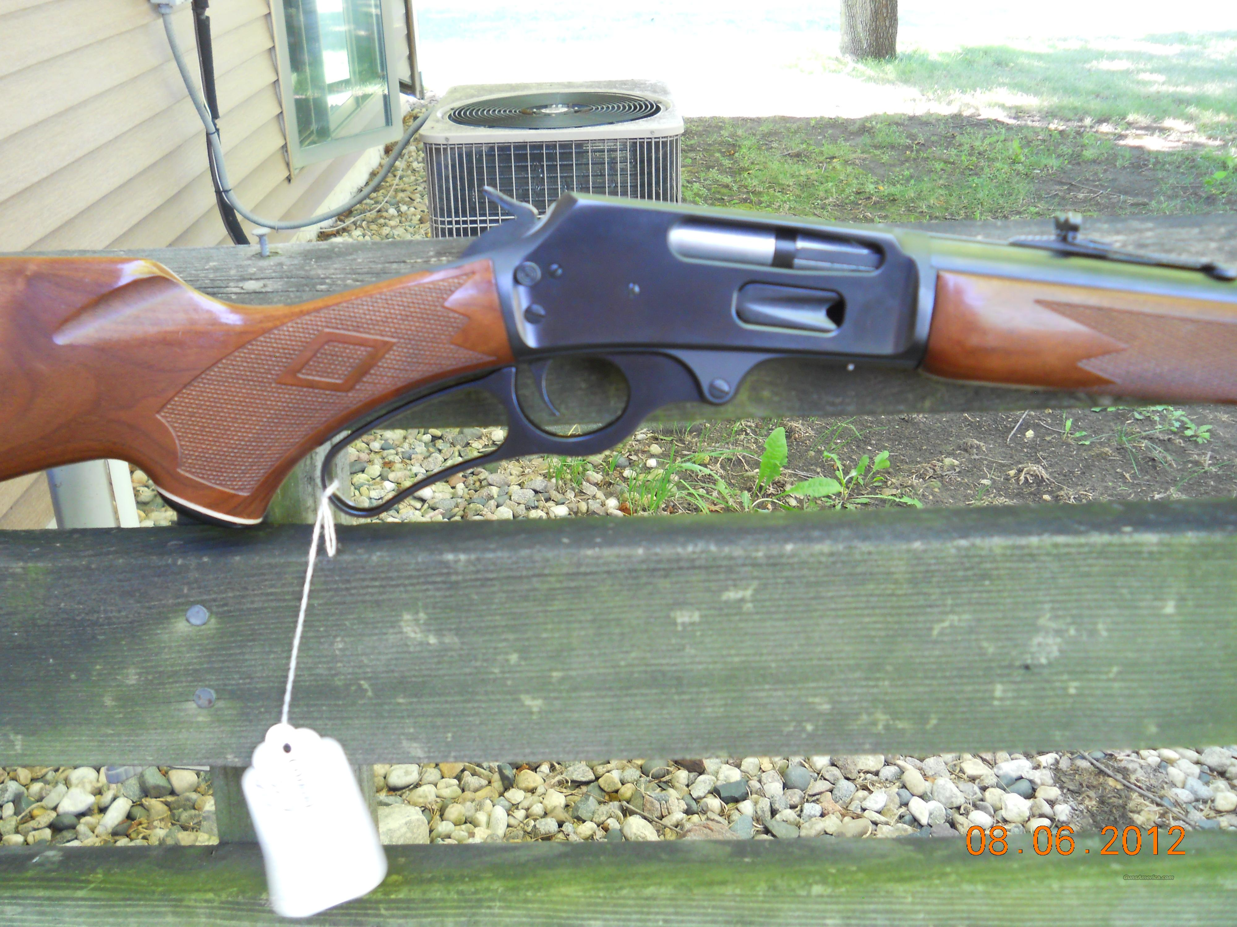 MARLIN MODEL 336CS .35 REM. LEVER ACTION RIFLE  Guns > Rifles > Marlin Rifles > Modern > Lever Action