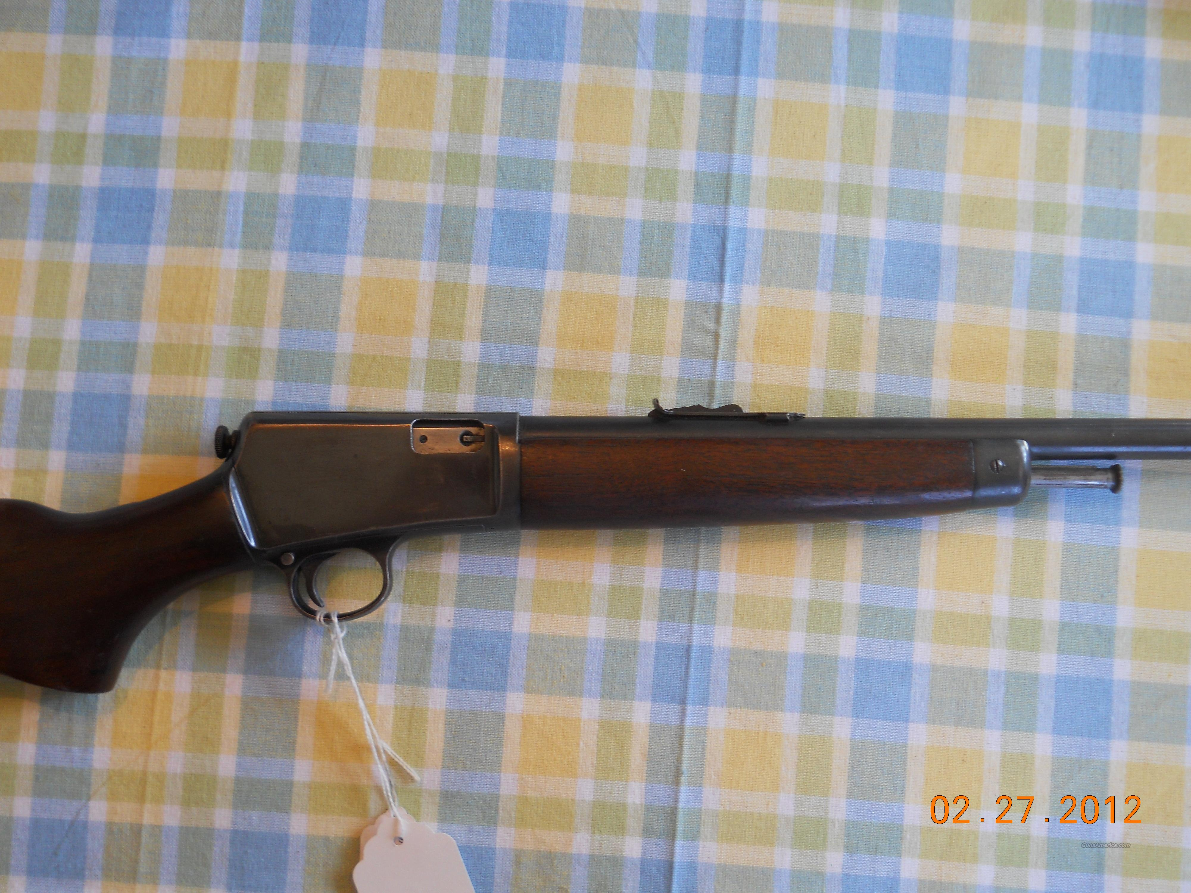 RARE!!  ORIGINAL WINCHESTER MODEL 63 .22LR SEMI-AUTO RIFLE  Guns > Rifles > Winchester Rifles - Modern Bolt/Auto/Single > Autoloaders