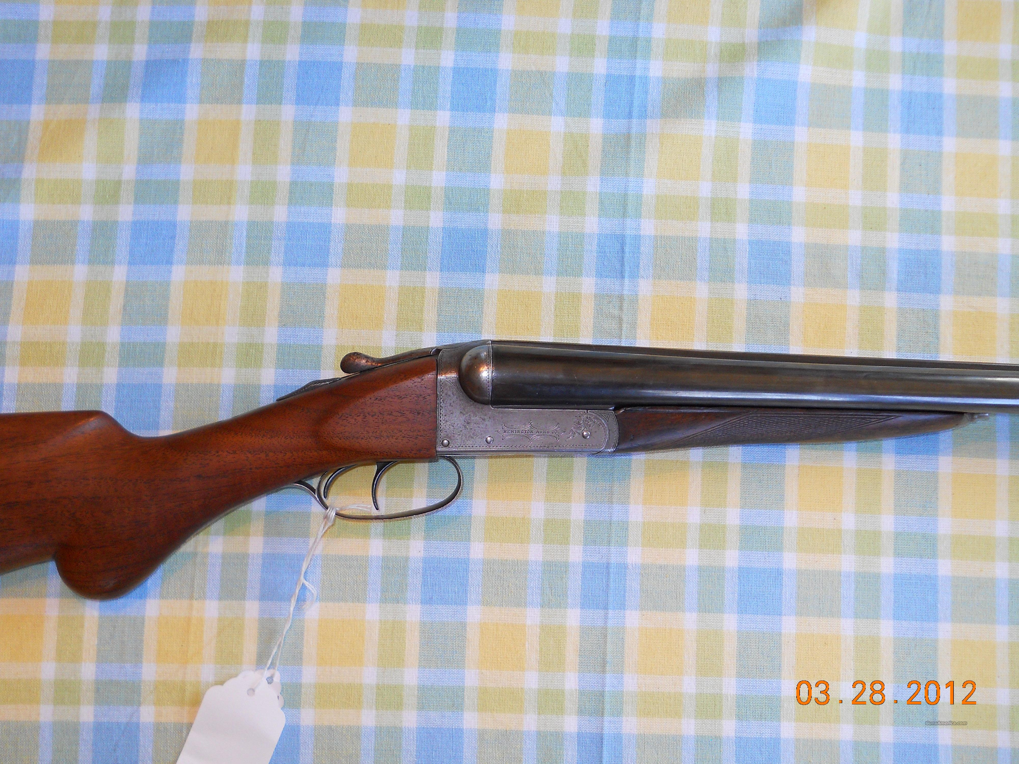 RARE!! REMINGTON 1894 SXS HAMMERLESS .12 GA. SHOTGUN - RARE!!  Guns > Shotguns > Remington Shotguns  > Side x Side Pre-1899