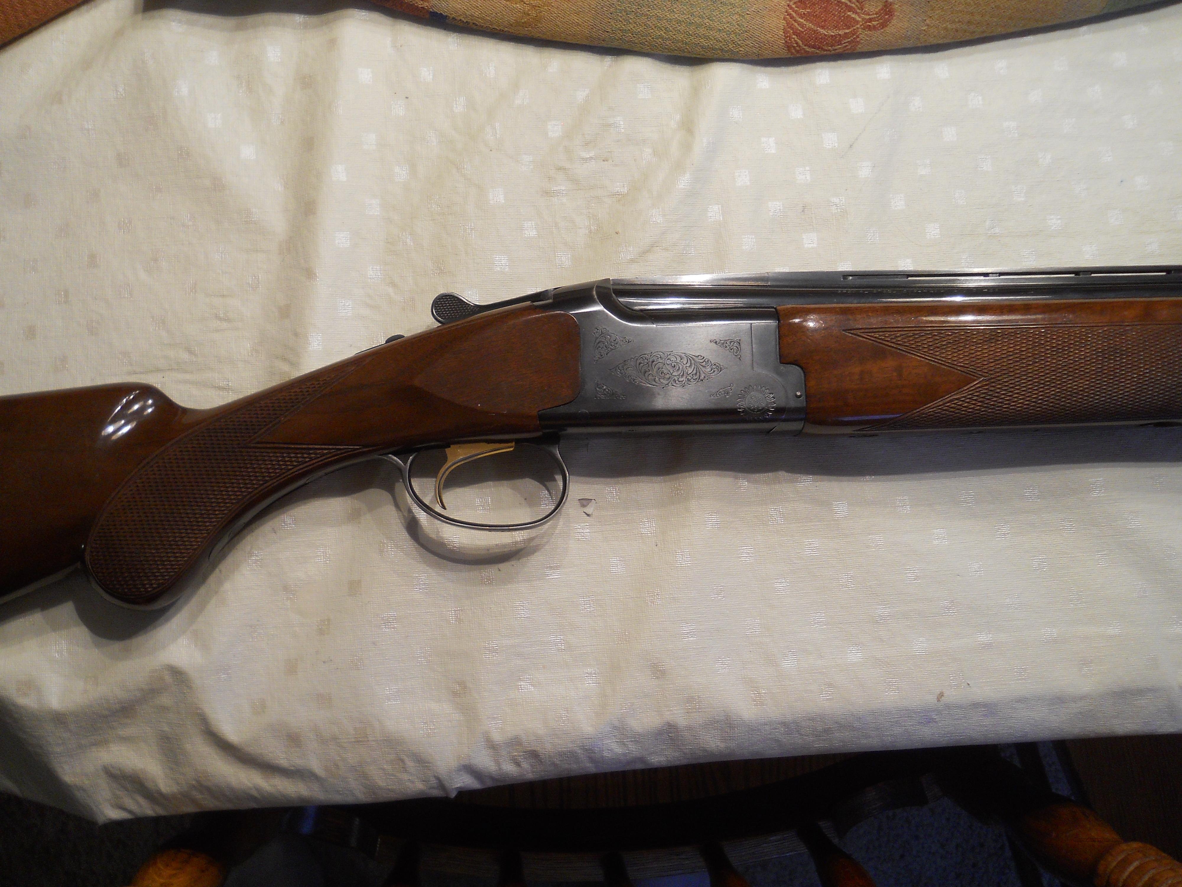 BROWNING CITORI LIGHTNING FIELD .20 GA. OVER/UNDER SHOTGUN  Guns > Shotguns > Browning Shotguns > Over Unders > Citori > Hunting