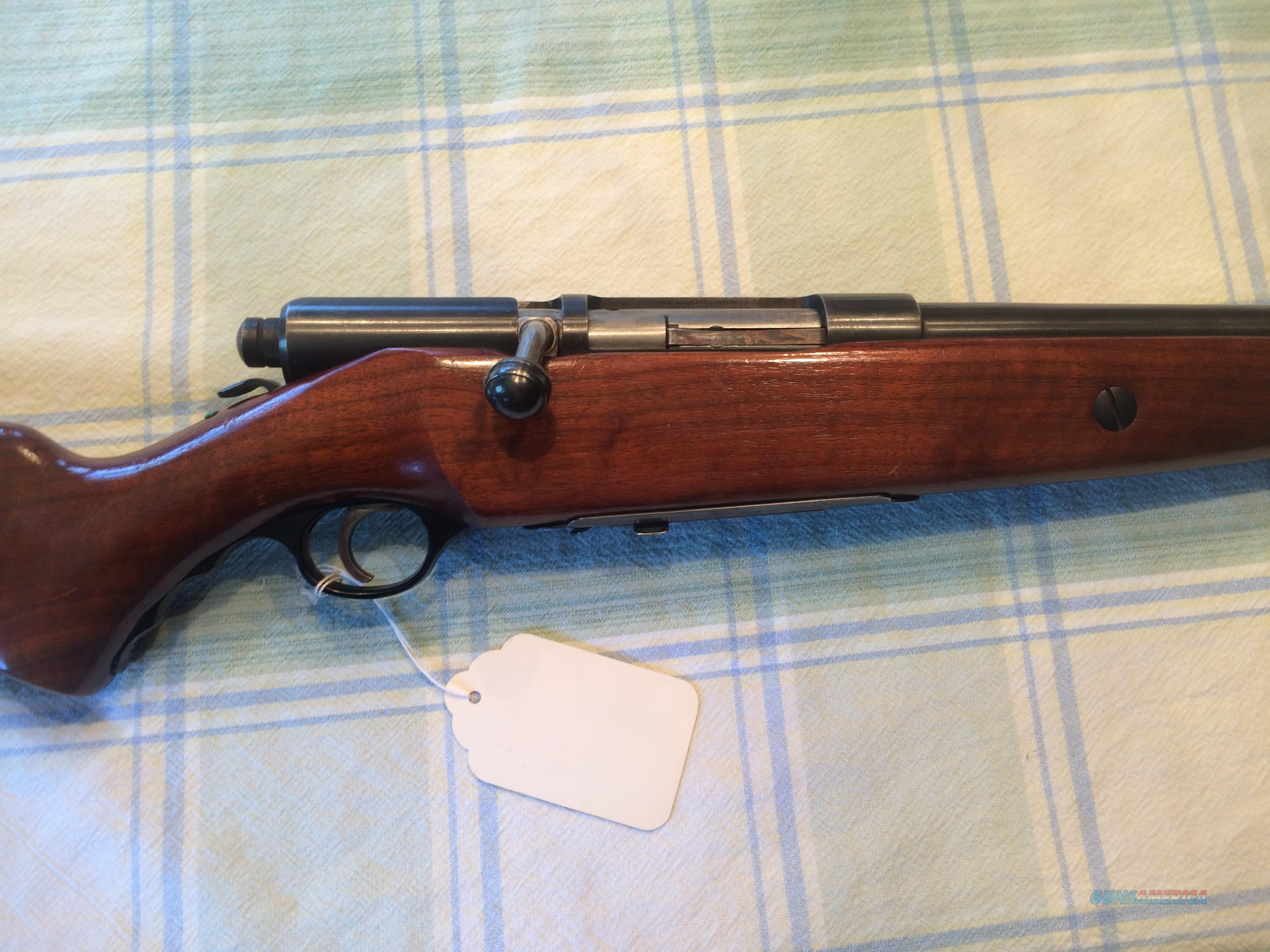 MOSSBERG MODEL 185K-A BOLT ACTION .20 GA. SHOTGUN  Guns > Shotguns > Mossberg Shotguns > Pump > Sporting