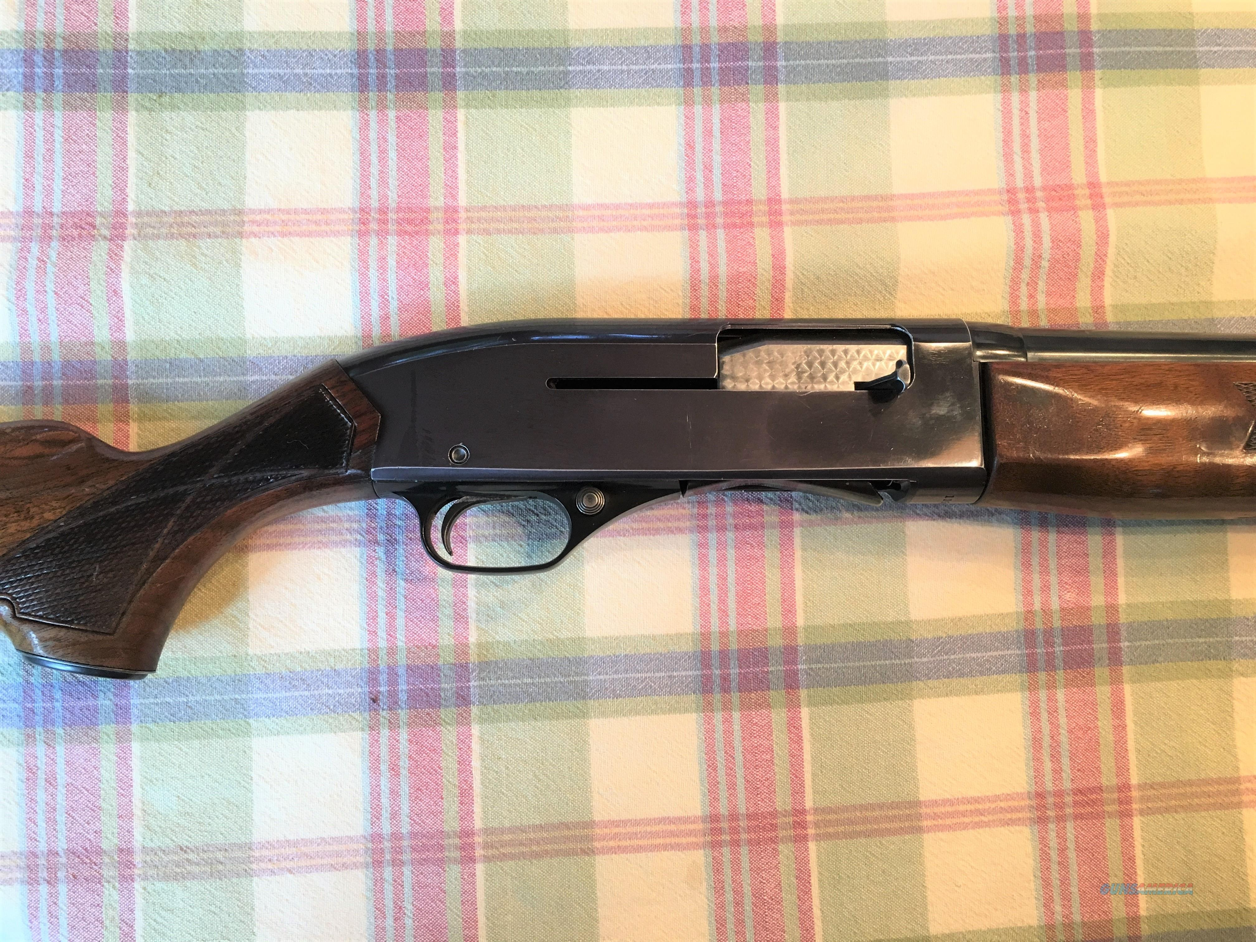 """PRICE REDUCED!! WINCHESTER MODEL 1400 .12 GA - 2 3/4""""- MODIFIED - SEMI-AUTO SHOTGUN  Guns > Shotguns > Winchester Shotguns - Modern > Autoloaders > Hunting"""