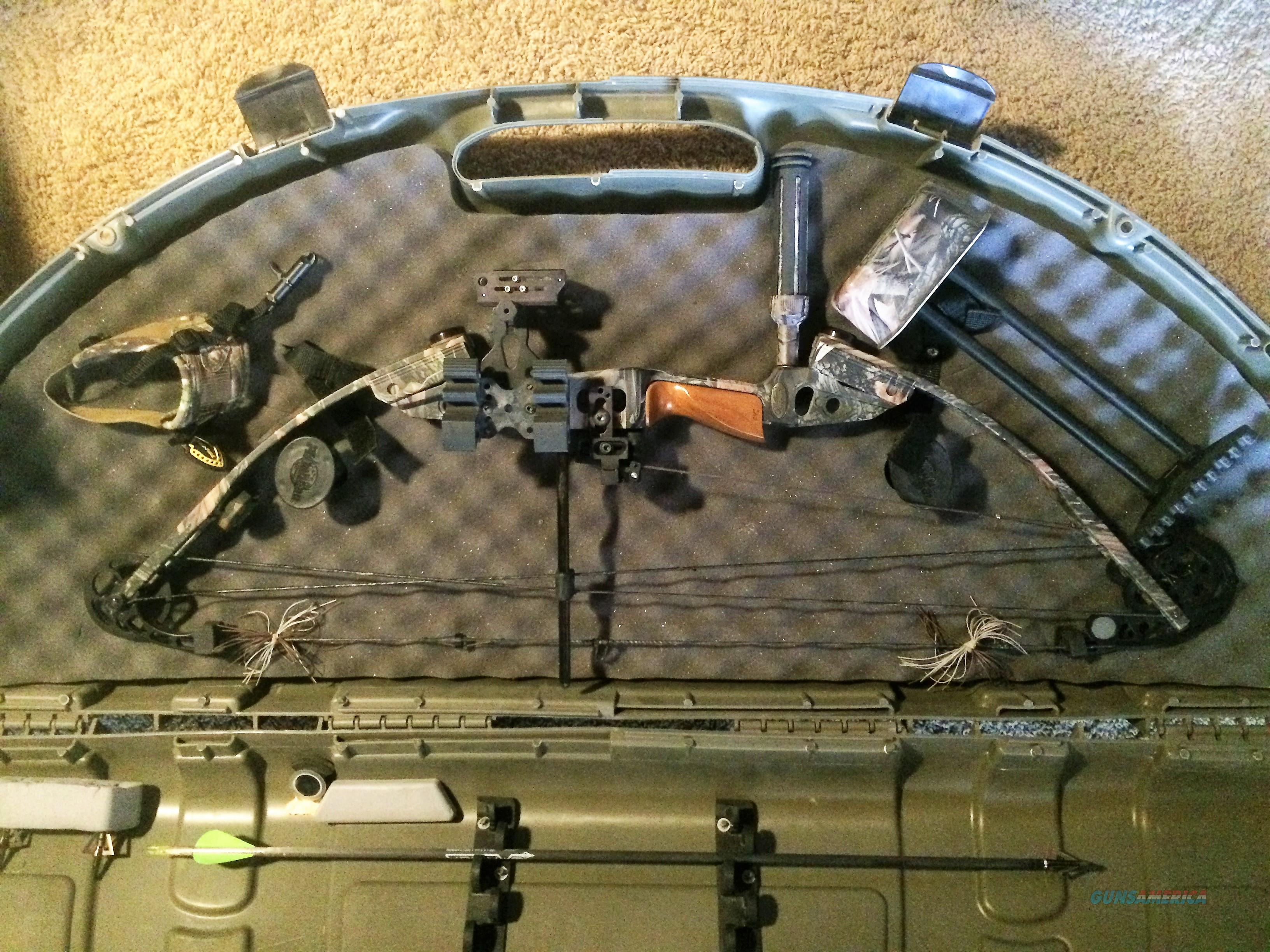 MATTEWS SOLO CAM FX2 COMPOUND BOW - COMPLETE PACKAGE READY TO HUNT!!  Non-Guns > Archery > Bows > Compound