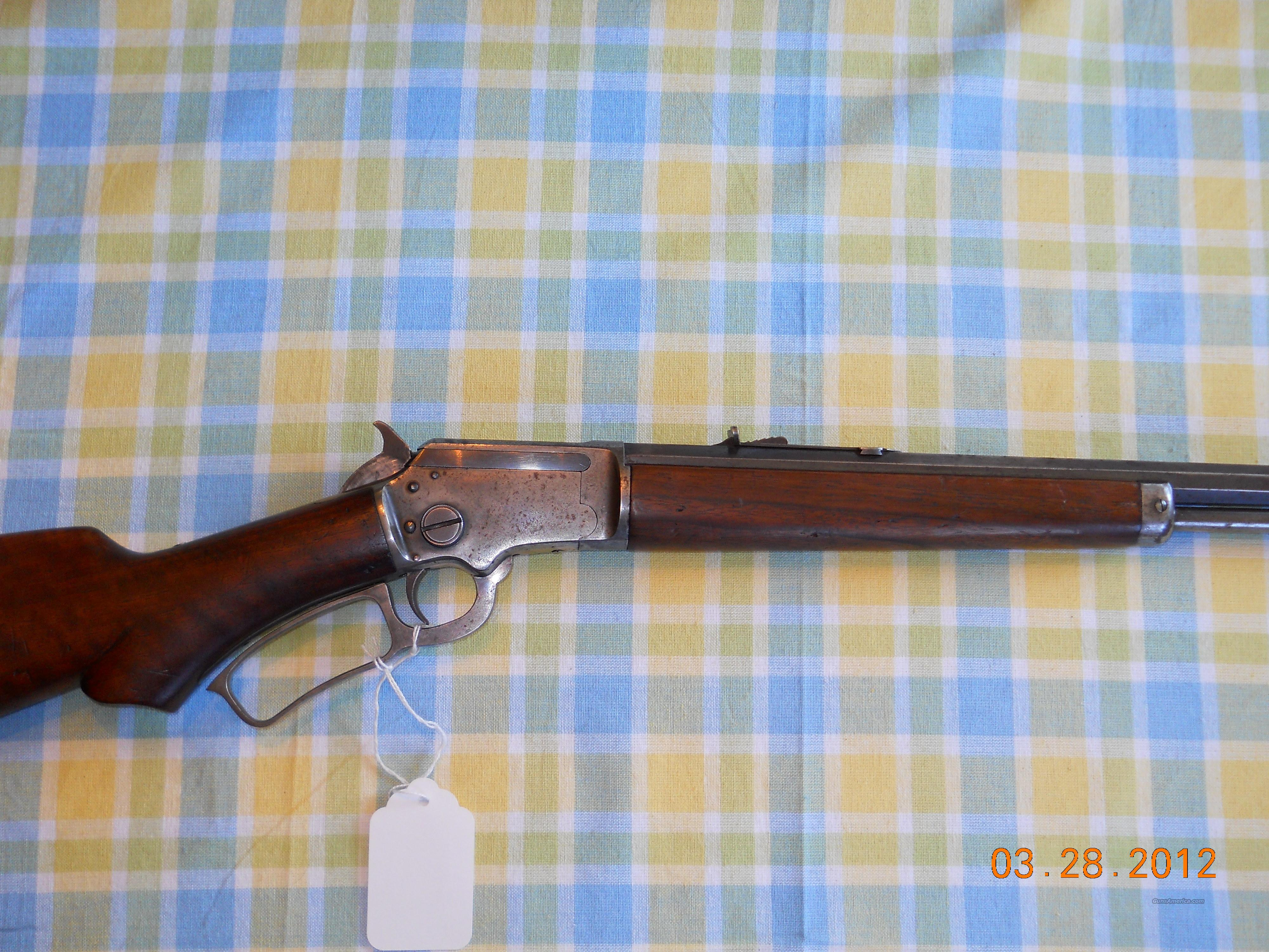RARE!! MARLIN MODEL 39 .22 S-L-LR LEVER ACTION RIFLE RARE!!  Guns > Rifles > Marlin Rifles > Modern > Lever Action