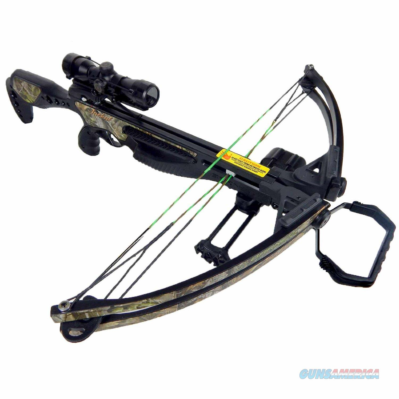 NEW!! BARNETT CROSSBOWS - MODEL JACKAL - 4X32 MULTI RETICLE SCOPE AND QUIVER   Non-Guns > Black Powder Muzzleloading
