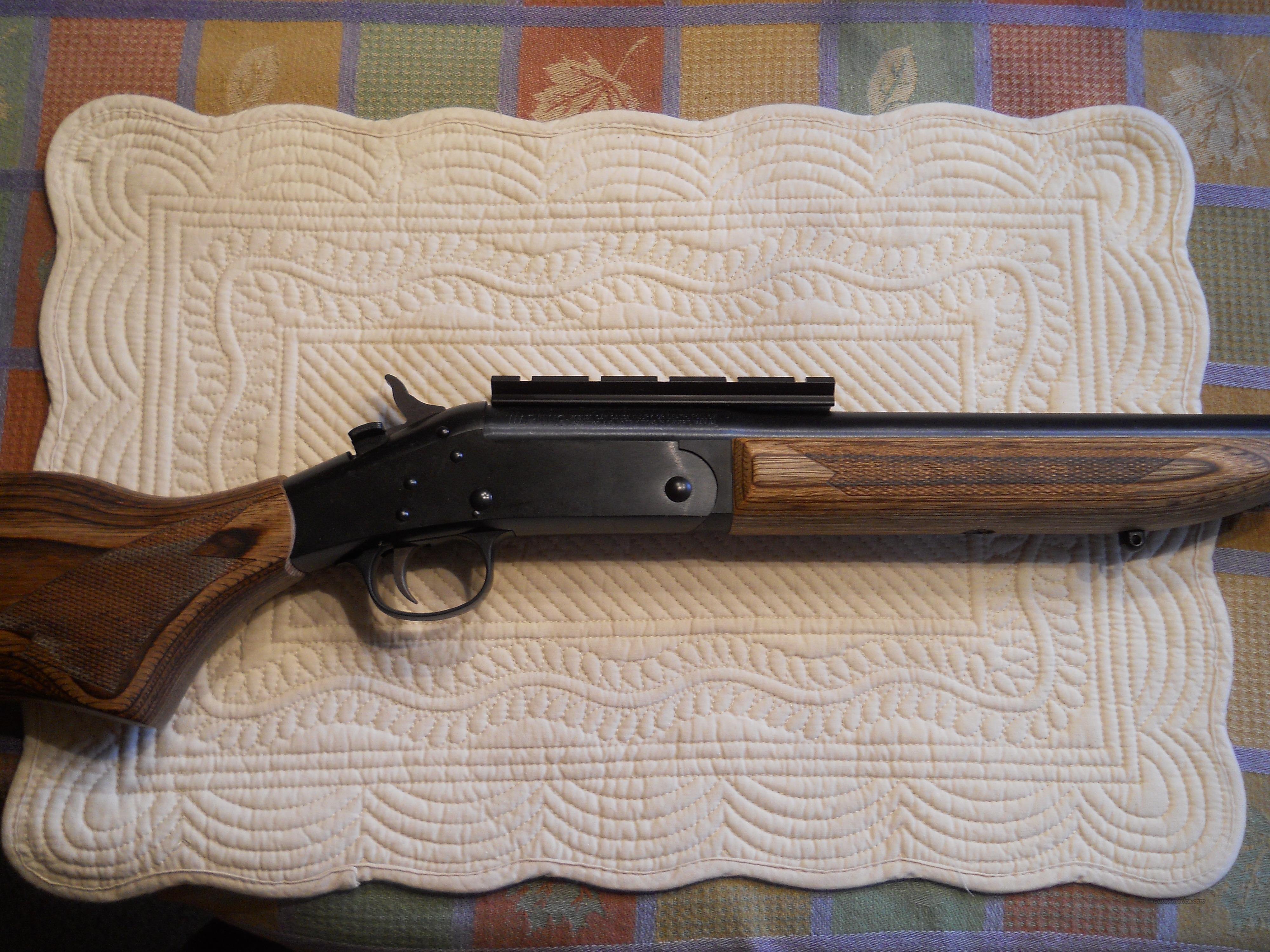 NIB!! HARINGTON & RICHARDSON MODEL SB2 - 833 ULTRA VARMINT .223 RIFLE  Guns > Rifles > Harrington & Richardson Rifles