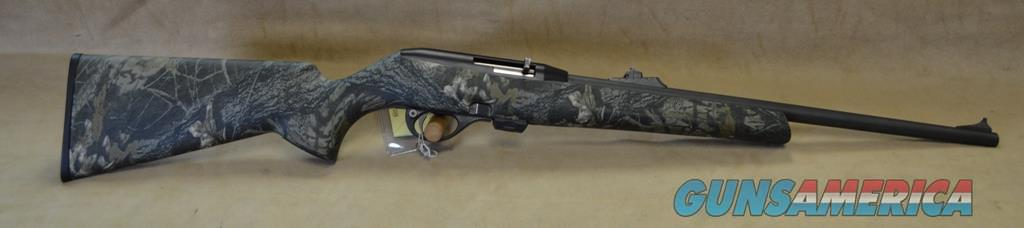 REMINGTON MODEL 597 .22LR CAMO SYNTHETIC SEMI-AUTO RIFLE  Guns > Rifles > Remington Rifles - Modern > .22 Rimfire Models
