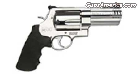 NIB Smith & Wesson Model 500  Guns > Pistols > Smith & Wesson Revolvers