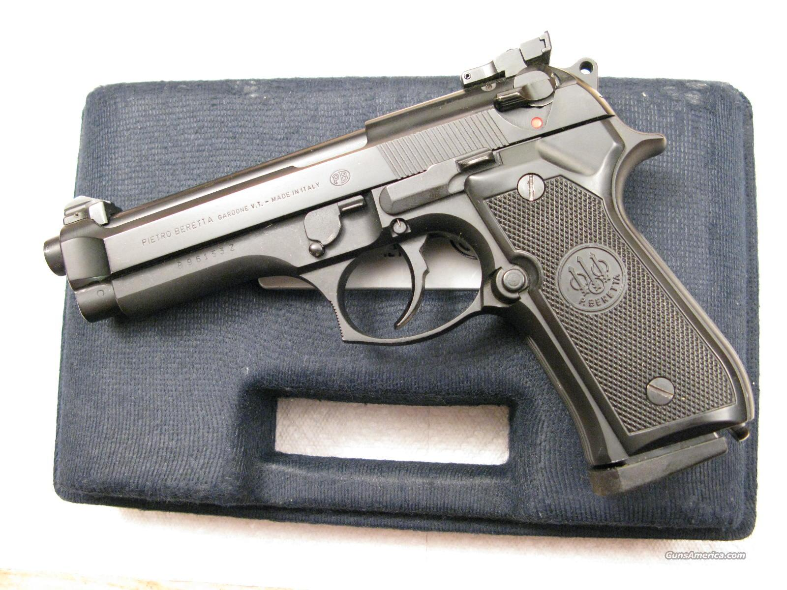 M-92 F 9mm Made in Italy High Cap Magazine In the Box  Guns > Pistols > Beretta Pistols > Model 92 Series
