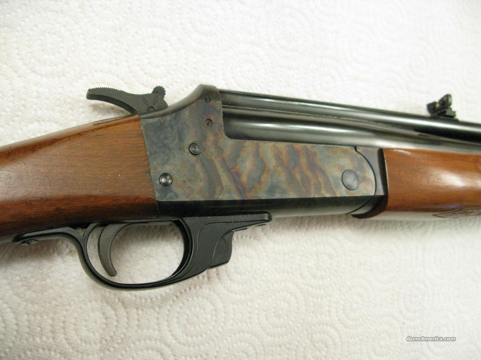 ARMSLIST - For Sale: Savage model 24 .223 over 20 gauge with 4X scope