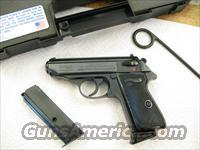 Walther PPK/S .380 ACP Blue Steel Interarms Made in USA Old School  Guns > Pistols > Walther Pistols > Post WWII > PP Series