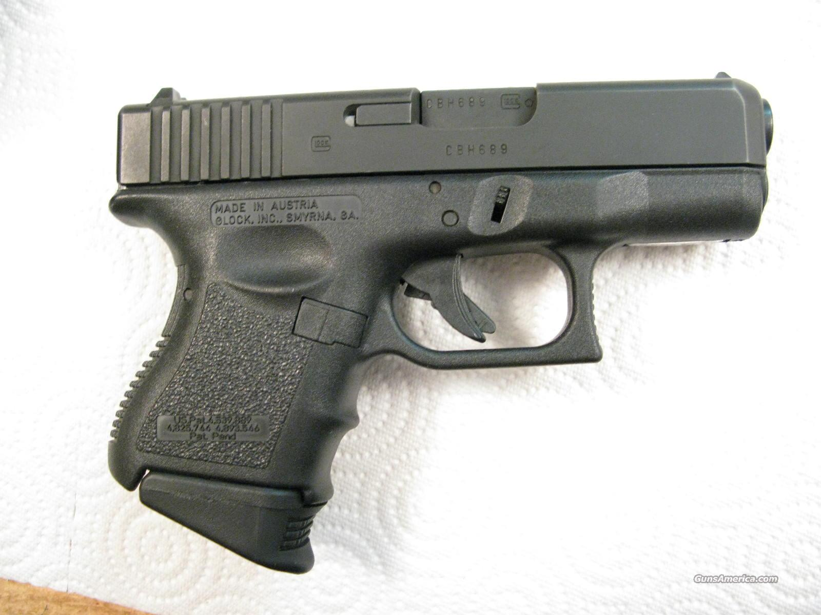 M-27 .40 Cal. Older Model As New in Box   Guns > Pistols > Glock Pistols > 26/27