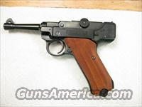 Stoeger Luger .22 Caliber New and Unfired  Guns > Pistols > Luger Pistols