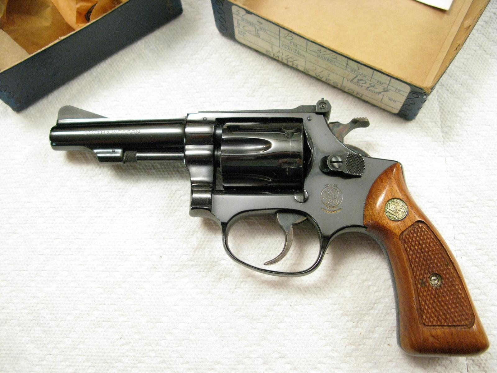 "M-51 .22 Magnum Kit gun 3 1/2"" Barrel New In Box  Guns > Pistols > Smith & Wesson Revolvers > Full Frame Revolver"