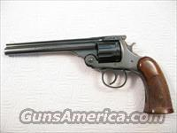"H&R Model "".22 Special"" 9-shot Target Pistol from the 1930's  Guns > Pistols > Harrington & Richardson Pistols"