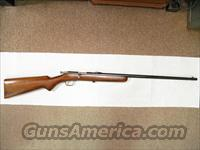 Iver Johnson 2X .22 S,L,Lr Single Shot Bolt Action Automatic Safety Boys Rifle  Guns > Rifles > Iver Johnson Rifles