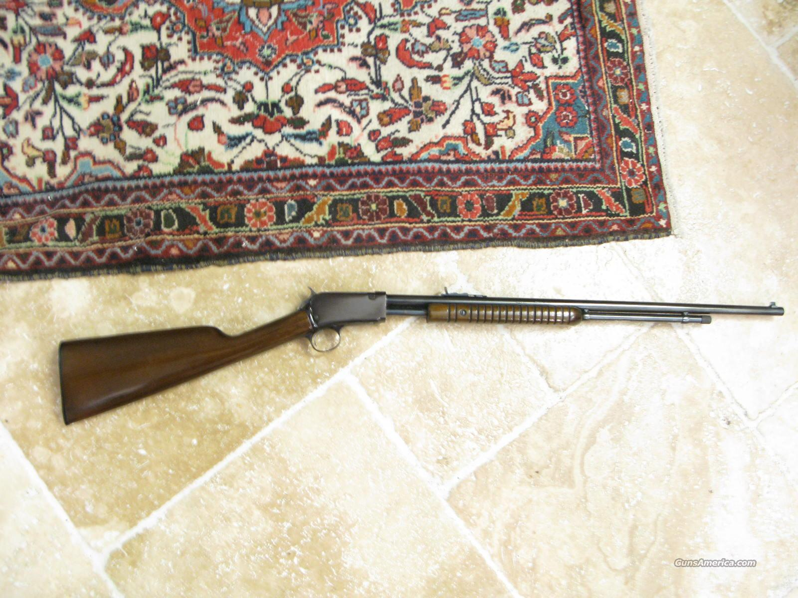 Rossi M-62 .22 S,L,LR Early Model  Like New Like Winchester 62 Pump  Guns > Rifles > Rossi Rifles > Other