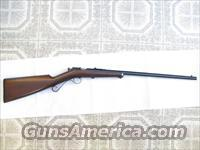 Winchester Model 1904 .22 S,L, LR Boy's Rifle  Guns > Rifles > Winchester Rifles - Modern Bolt/Auto/Single > .22 Boys Rifles