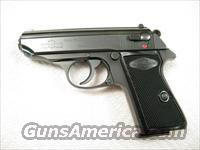 Walther PPK/S .380 ACP  Mint Condition Made in France  Walther Pistols > Post WWII > PP Series