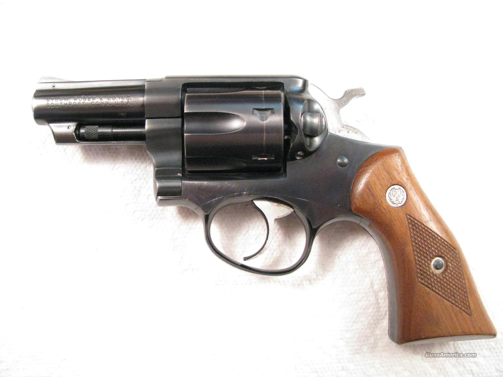 "Security-Six 2 5/8"" .357 Magnum Snubbie  Guns > Pistols > Ruger Double Action Revolver > Security Six Type"