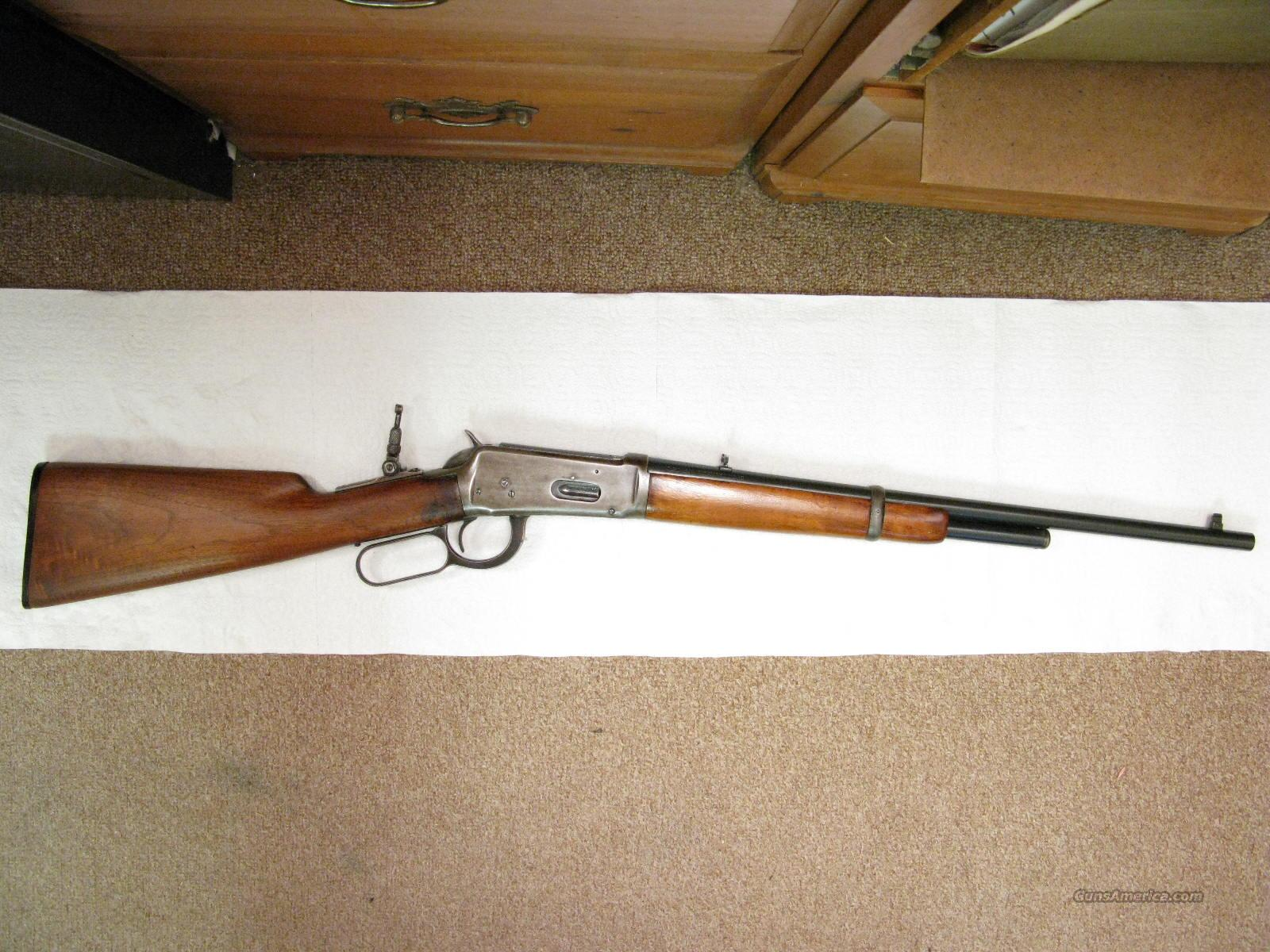 M-94 .32 Win. Special Pre-World War II Special Order Carbine  Guns > Rifles > Winchester Rifles - Modern Lever > Model 94 > Pre-64