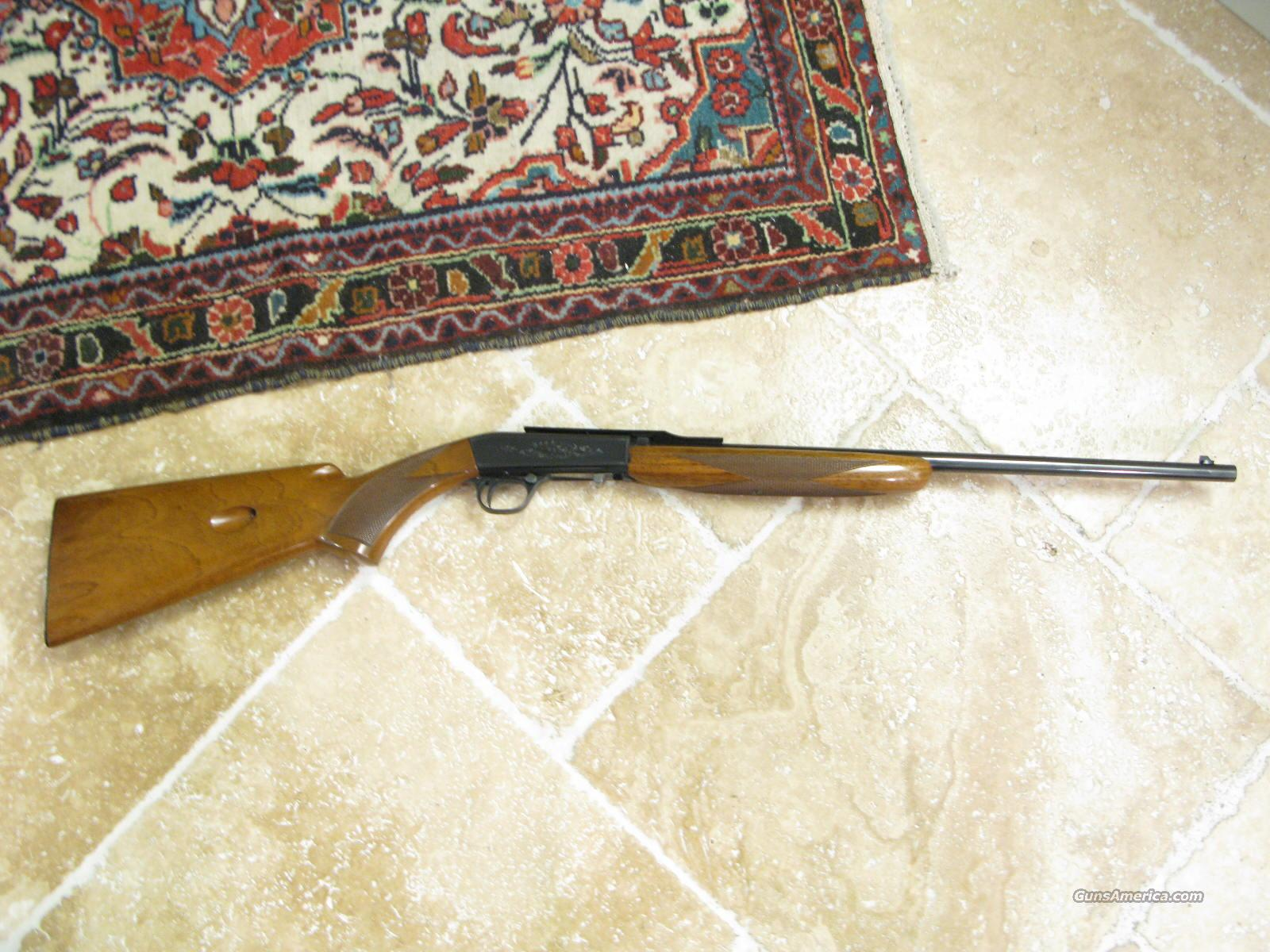 Auto .22 LR Made in Belgium Original Early Nice  Guns > Rifles > Browning Rifles > Semi Auto > Hunting