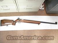 Schultz & Larsen .22 LR Bull Barrel Target Rifle From Denmark  Guns > Rifles > S Misc Rifles