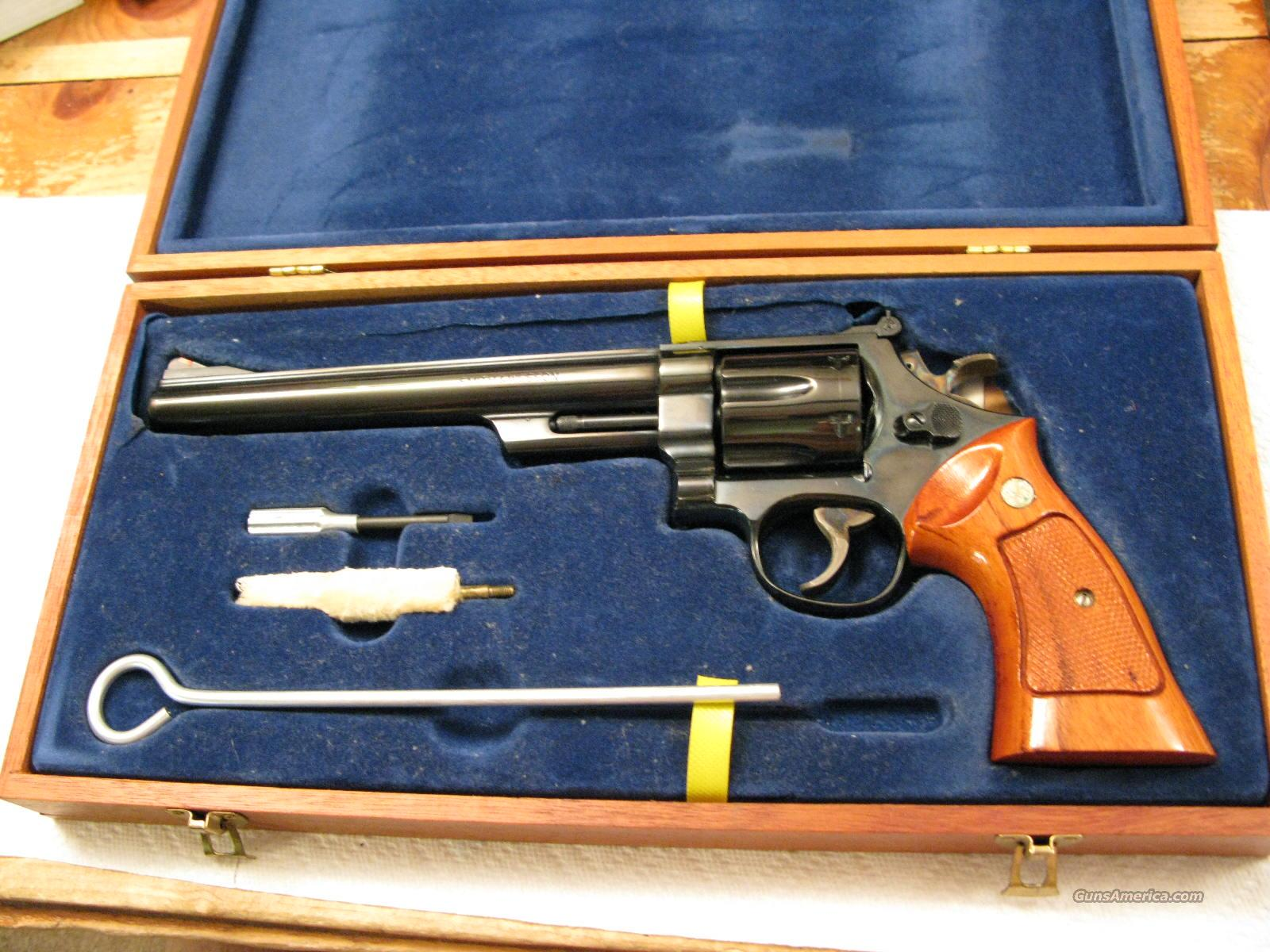 "M-57 8 3/8"" .41 Magnum New in Box  Guns > Pistols > Smith & Wesson Revolvers > Full Frame Revolver"