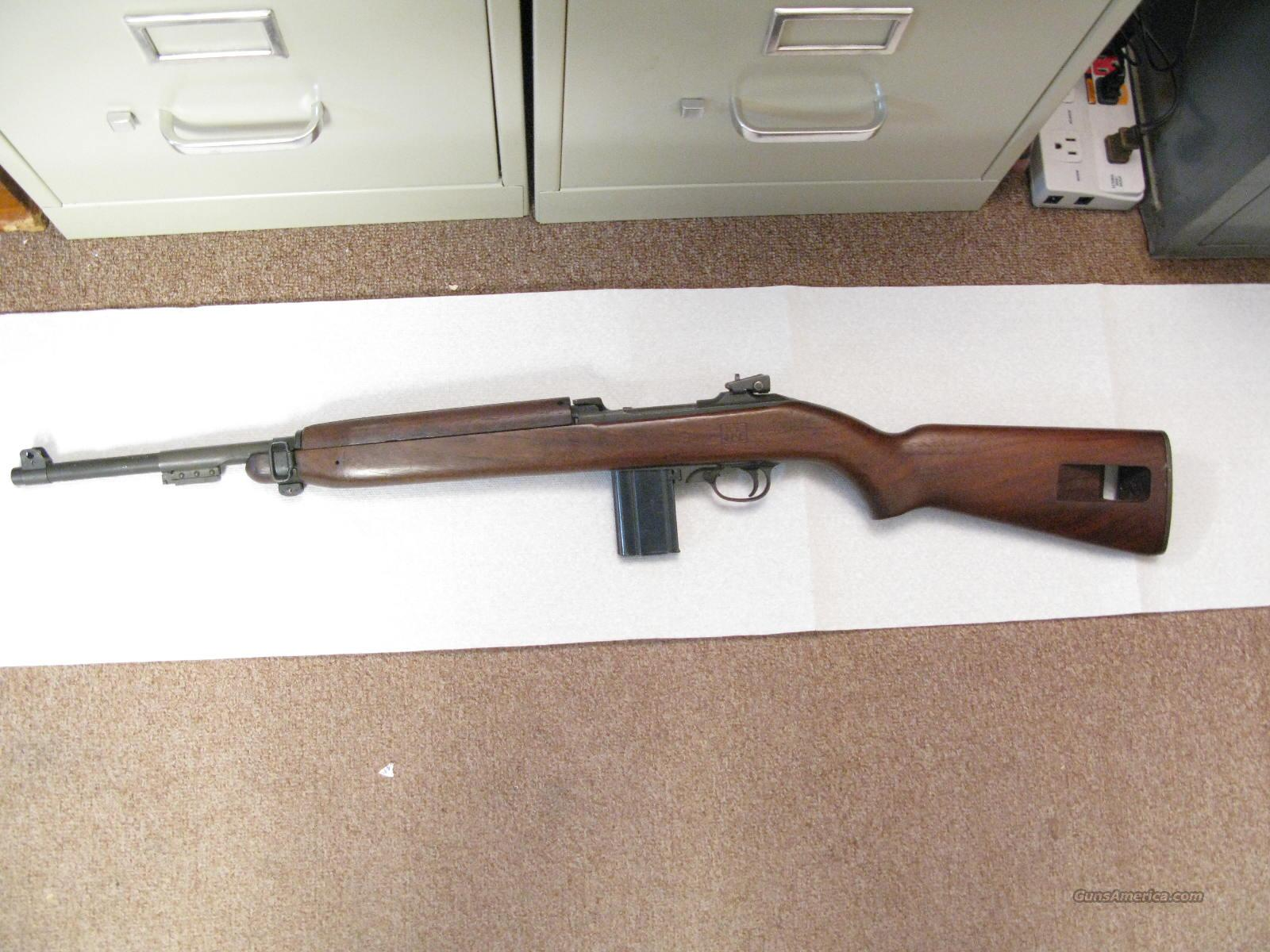 M-1 Carbine Inland Div.  U.S. Military Nice Carbine,  Not Imported   Guns > Rifles > Military Misc. Rifles US > M1 Carbine