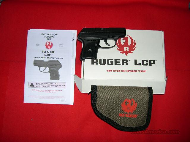 RUGER LCP .380  Guns > Pistols > Ruger Semi-Auto Pistols > LCP